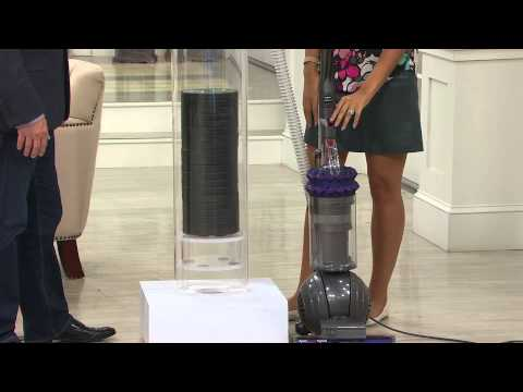 Dyson Big Ball Cinetic Upright Vacuum W/ Attachments With Dan Hughes