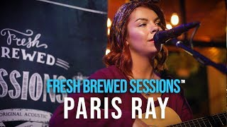 Fresh Brewed Sessions | Paris Ray |  Get Well Soon