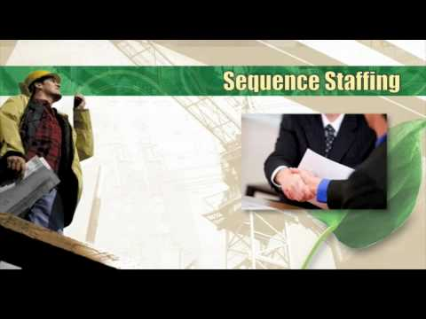 Sequence Staffing - Employer, Staffing Services Video