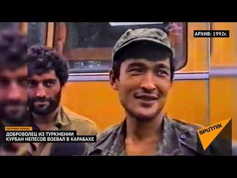 Interview With Basmach - Turkmen Volunteer In Karabakh War