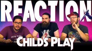CHILD'S PLAY Official Trailer #2 REACTION!!