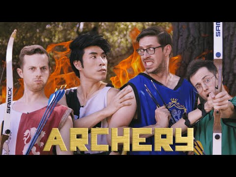 The Try Guys Try Archery