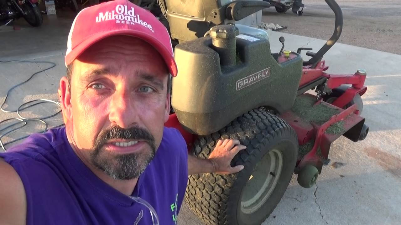 increase your mower traction action