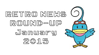 Retro News Round Up - January 2015