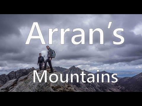 An Arran Adventure - The Mountains of Arran