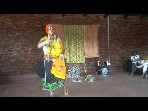 Nomkhubulwane - The Story teller
