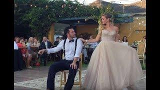 Beautiful Bride Groom Dance video 2017