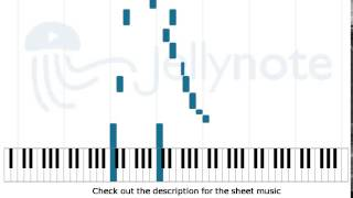 Message to Harry Manback - Tool [Piano Sheet Music]