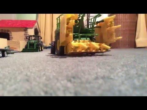 Farming animation