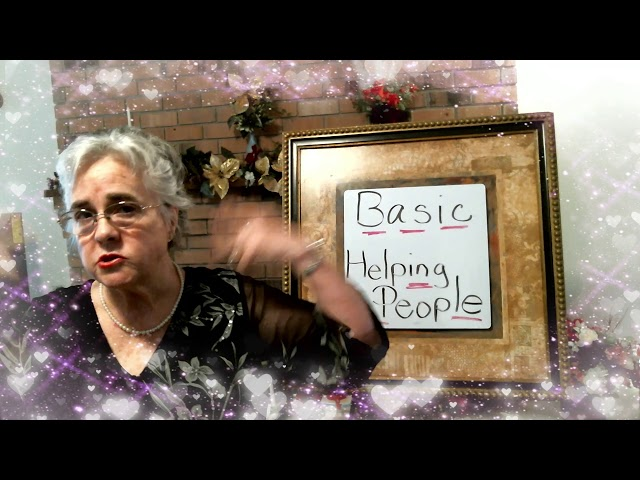 Spiritual Care University, Basic Course, Helping People The Spiritual Care Way, Video 1