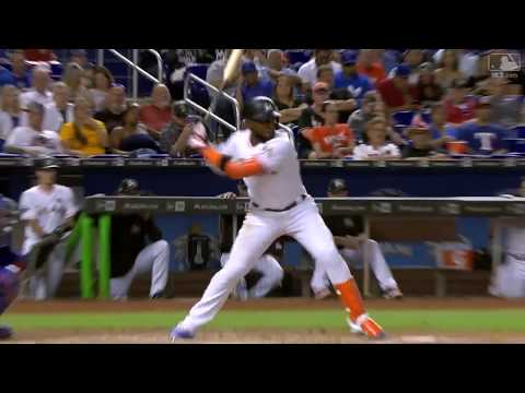 Marcell Ozuna - Miami Marlins 2017