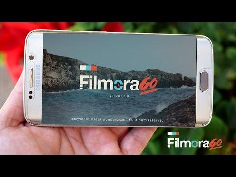 Super Editor de videos Para Android sin marca de Agua|filmorago| Diciembre 2016