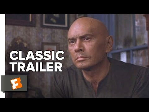 The Ultimate Warrior (1975) Official Trailer - Yul Brynner, Max von Sydow