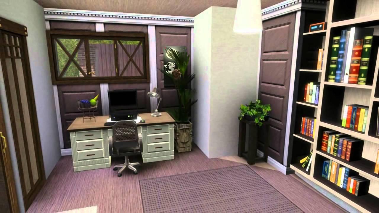 Sims  Edwardian Kitchen Set