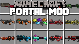 Minecraft PORTAL MOD / HOW TO BUILD A PORTAL TO ROBLOX!! Minecraft