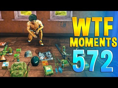 PUBG WTF Funny Daily Moments Highlights Ep 572