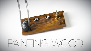 HowTo: Painting wooden structures