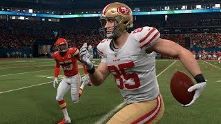 NFL Superbowl LIV - San Francisco 49ers vs Kansas City Chiefs Full Game | NFL Live (Madden)