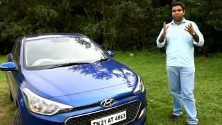 Hyundai Elite i20 Test Drive Review Motor Trend India