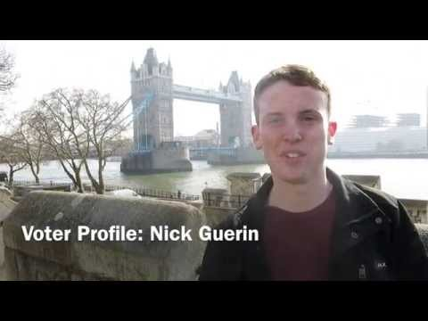 Voter Profile: Nick Guerin