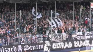 SV Wacker Burghausen  -  SSV Jahn Regensburg (Regionalliga Bayern 15/16, 29. Spieltag)