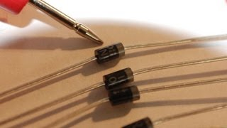 Understanding and Testing Diodes