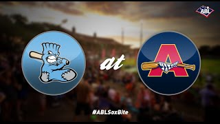 REPLAY: Sydney Blue Sox @ Adelaide Bite, R7/G1