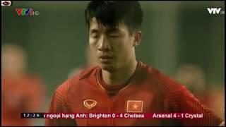 Xem lại khoảng khắc nổ tung của Đài Truyền Hình Việt Nam Với U23 Việt Nam tại Tứ kết U23 Châu Á