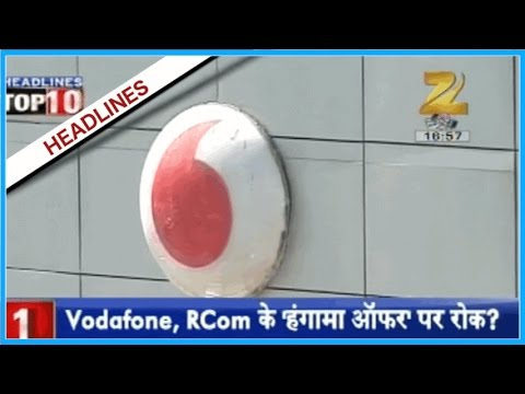 TRAI enjoins desist on Hungama Offer of Vodafone and RCom's unlimited download offer