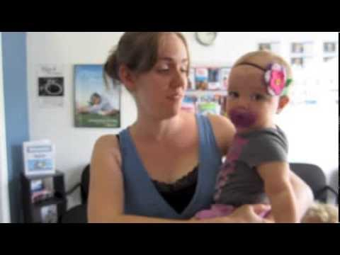 Baby Girl Completely Healed With Torticollis Treatment At Physical Therapy Solutions