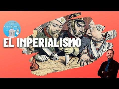 El Imperialismo; cuando Europa conquistó el mundo