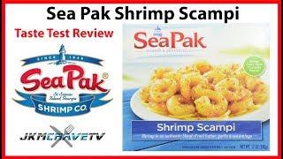 One of my FAV Frozen Meals - SeaPak Shrimp Scampi - Multi-Channel Collab | JKMCraveTV