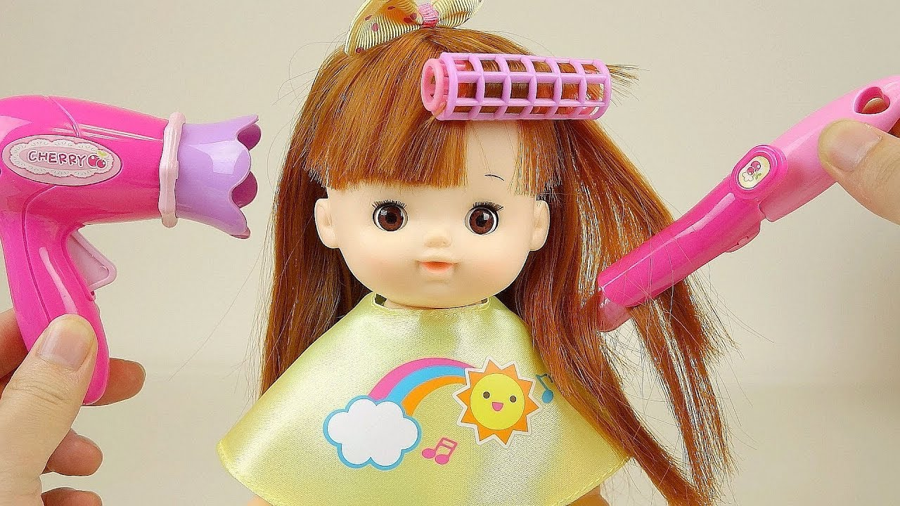 Baby doll hair shop toy baby Doli story