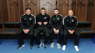 Jamie Vardy signs first three recruits to V9 Academy