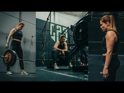 Hungary's Laura Horvath Is Back and Headed to CrossFit Semifinals