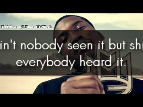 Meek Mill - Lil Nigga Snupe [LYRICS ON SCREEN]