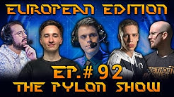 Rotterdam hosting Ft. guests Funka, Lambo, Harstem, Demuslem on Ep.#92 of #ThePylonShow