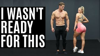 I WASN'T READY FOR THIS | The Ultimate Glute Workout ft. BusybeeCarys