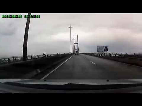 QL1 - Cầu Mỹ Thuận, từ ngã ba An Hữu đến vòng xoay TP.Vĩnh Long
