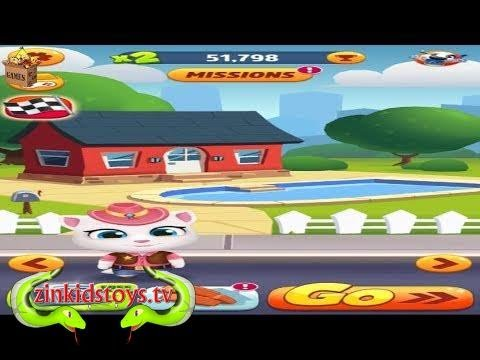 [HowtoMakeTV]TOM GOLD 3D RUN^Angela Cowboy*GAMEPLAY FOR KID #139