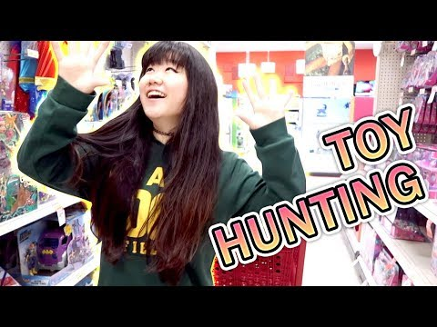 TOY HUNTING - What the Energy is Telling Me about the Toys - Surprise Blind Bags and MORE!