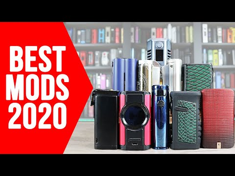 TOP 10 BEST VAPE MODS FOR 2020 - VAPING INSIDER