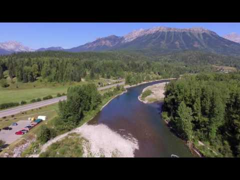 Elk River near Fernie BC
