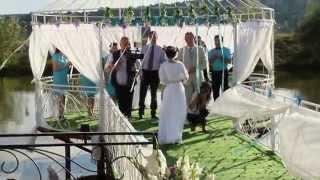 Выход невесты Натальи