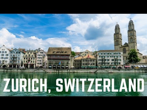 My Trip to Zurich, Switzerland 2016