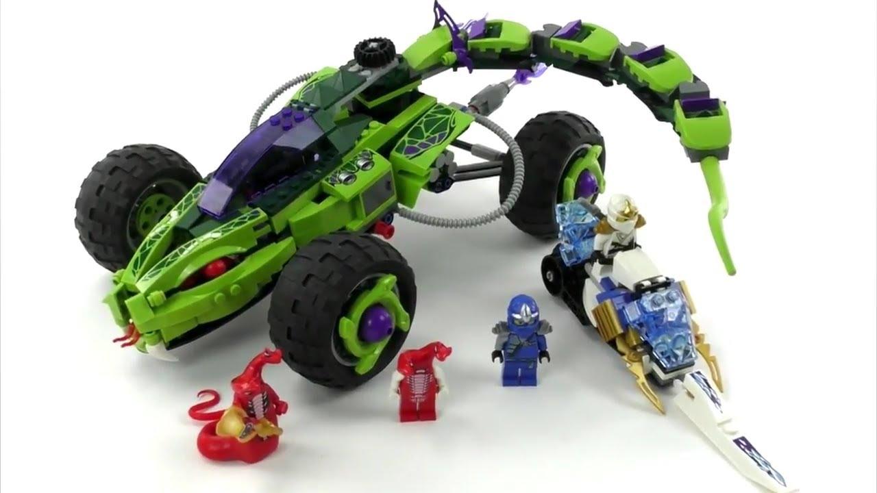 Lego Ninjago Schlangen
