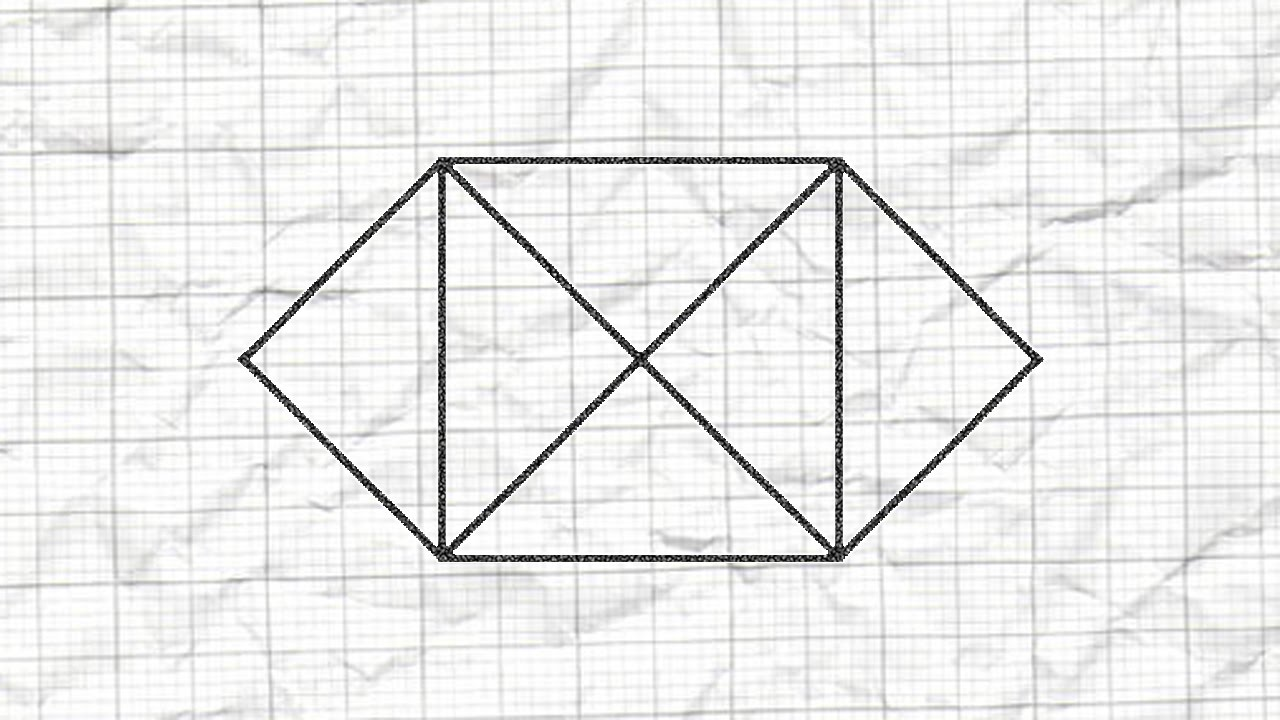 Euler Paths Drawing Shapes Without Lifting Your Pencil Youtube