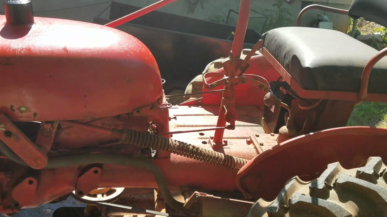 maxresdefault throttle governor update 63 farmall cub youtube