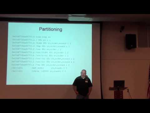 Video – An OpenBSD talk by Michael Lucas on YouTube