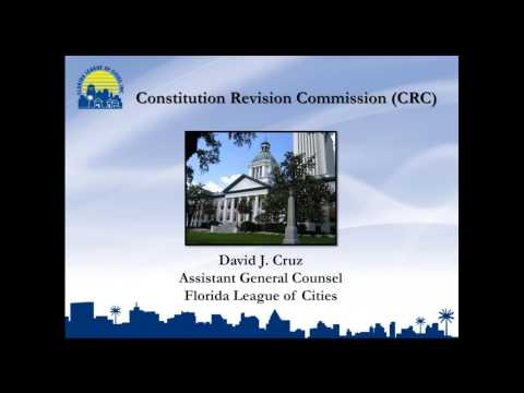 Constitution Revision Commission (Online Learning)